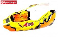 FG62140/01 Body Baja Buggy WB535 Yellow, Set