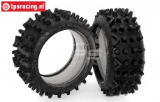 FG6225 Super Grip 1/6 Tyres Ø120-B60 mm, 2 pcs.
