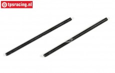 FG6254 Threaded rod M4R-L88 mm, 2 pcs