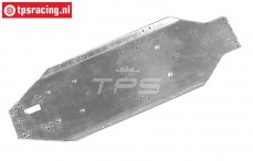 FG6270 Alloy Chassis Leopard1, 1 pc.