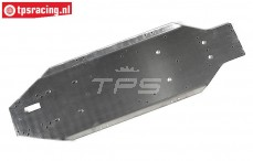 FG6271 Alloy Chassis Leopard1 Race, 1 pc.