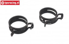 FG6403/32 Spring band Clamp Ø32-H12 mm, 2 pcs.
