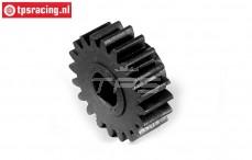 FG6424/01 Plastic gear 20T wide Ø10-W12 mm, 1 pc