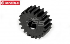 FG6424 Plastic gear 20T wide Ø10-W12 mm, 1 pc