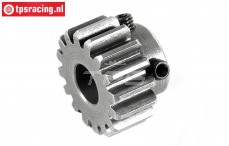 FG6431/01 Steel gear 16T wide, (Ø10-W12 mm), 1 pc.