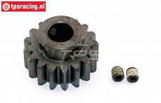FG6432/01 Steel gear narrow 18T Ø10-B9 mm, 1 pc.