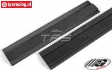 FG6438/05 Tyre Foam L385-B70, 2 pcs.