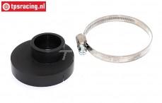 FG6444 K&N Air filter adapter, Set