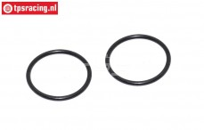 FG6452/04 Airfilter adapter O-ring Ø19-D1,0 mm, 2 pcs.