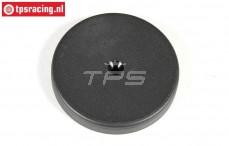 FG6465/01 Air filter cover Black, 1 pc.