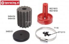 FG6465 Air filter FG 1/5-1/6, set.