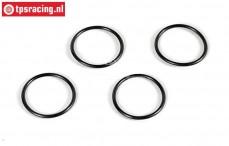 FG6481/04 Shock O-ring, Ø20 mm, 2 pcs