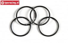 FG6481/06 Shock O-ring, Ø15 mm, 4 St.