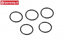 FG6484/01 Shock O-ring Ø12-H1,0 mm, 5 pcs.