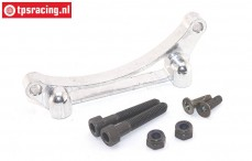 FG6487 Alloy engine support smal Leopard1, 1 pc.