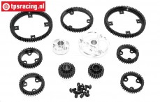 FG6495 Steel Fine-toothed gears FG, Set