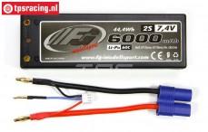Battery Li-Po FG Hardcase, (6000 mAh, 2S-7,4 Volt, 60C), 1 pc.
