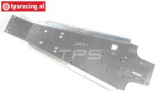 FG66200 Alloy Chassis 4WD, 1 pc.