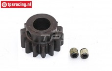 FG66217 Steel gear 14T narrow 4WD, 1 pc.