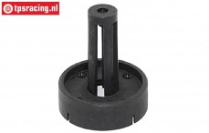 FG66218/01 Air filter mounting base Black, 1 pc.