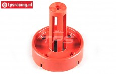 FG66218/02 Air filter mounting base Red, 1 pc