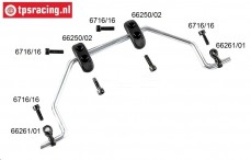 FG66261 Stabilizer 4WD front Ø5,0 mm, Set