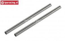FG66268 Wishbone pin hardened M4-Ø6-L106 mm, 2 pcs