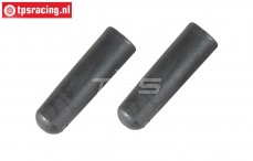 FG66270/04 Steering stop 4WD short L30 mm, 2 pcs.