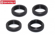 FG66291/06 Shock adjustment ring Ø20 mm, 4 pcs.