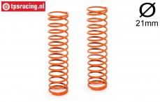 FG66302 Shock Spring Orange Ø1,9-L100 mm, 2 pcs.