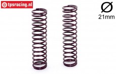 FG66305 Shock Spring Violet Ø2,2-L100 mm, 2 pcs.