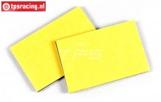 FG66526 Double sided adhesive pad Electro, 2 pcs.