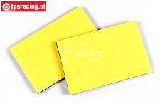 FG66526 Double sided adhesive pad Electro, 2 pcs.