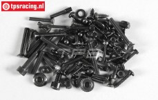 FG6701 Screws FG 1/5 Competition-Evo, Set