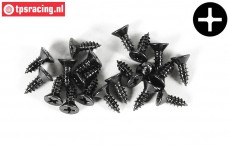 FG6712/10 Countersunk sheet metal screw Ø4,2-L10 mm, 20 pcs