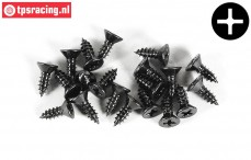 FG6712/13 Countersunk sheet metal screw Ø4,2-L13 mm, 20 pcs