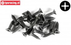 FG6712/19 Countersunk sheet metal screw Ø4,2-L19 mm, 20 pcs