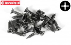 FG6712/22 Countersunk sheet metal screw Ø4,2-L22 mm, 20 pcs