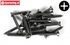 FG6712/32 Countersunk sheet metal screw Ø4,2-L32 mm, 20 pcs