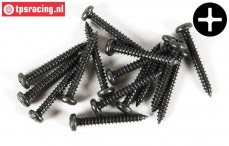 FG6714/22 Pan-head Tapping screw Ø2,9-L22 mm, 15 pcs