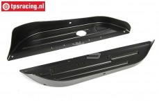 FG67151 ABS-splash guard, Set