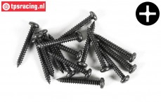 FG6716/22 Pan-head screw Ø4,2-L22 mm, 15 pcs