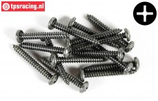 FG6716/32 Pan-head screw Ø4,2-L32 mm, 15 pcs