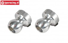 FG67232 Aluminium ball joint, 2 pcs.