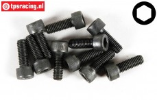 FG6726/14 Cap Head Hex Screw FG (M5-L14 mm), 10 pcs
