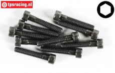 FG6726/30 Socket Head Screw M5-L30 mm, 10 pcs