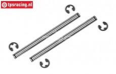 FG67269 Wishbone pin hardened, (Ø6-L60 mm), 2 pcs