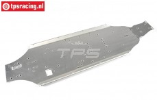 FG67271/05 Alloy Chassis +26 mm Leopard 2WD, 1 pc.