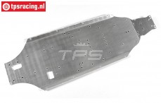 FG67271 Alloy Chassis Leopard 2WD, 1 pc.