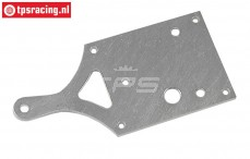 FG67284 Front axle plate Leopard 4WD, 1 pc.